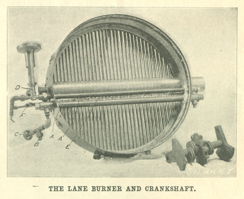 Lane Motor Carriage Company, Scientific American, March 1, 1902, p. 138a  Buurner  Illustration