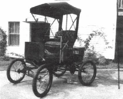 Marlboro Automobile & Carriage Company, Marlboro Steam Carriage, 1901 Trade Journal Image