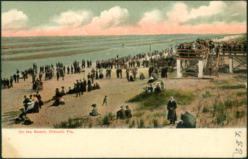 Ormond Beach March 4, 1908