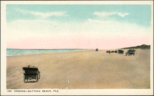 Ormond Beach Post Card