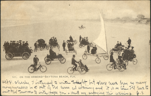 RPPC Vehicles on Ormond Beach