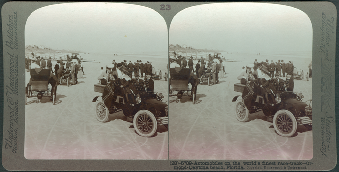Ormond Beach Stereo View