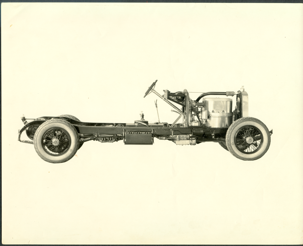 Unidentified Doble Chassis 1