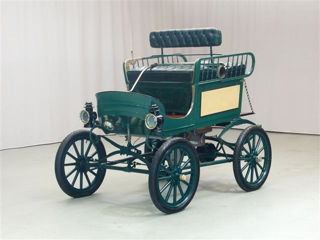Toledo Steam Carriage, sold by Hyman, Ltd., 2010